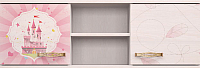 Шкаф навесной Ижмебель Принцесса 17 (лиственница сибиу) -