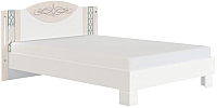 Каркас кровати МСТ. Мебель Белла №2.2 160x200 (с подсветкой) -