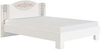 Каркас кровати МСТ. Мебель Белла №2.3 180x200 (с подсветкой) -