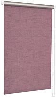 Рулонная штора Delfa Сантайм Эстера Термо-Блэкаут СРШ-01М 70308 (43x170, розовый) -