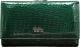 Портмоне Cedar Loren 55020-RS (зеленый) -