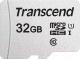 Карта памяти Transcend microSD 300S 32GB Class 10 UHS-I U1 (TS32GUSD300S) -