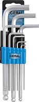 Набор ключей Geral G132001 -