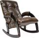 Кресло-качалка Импэкс Комфорт 67 (венге/antik crocodile) -