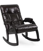 Кресло-качалка Импэкс Комфорт 67 (венге/oregon 120) -