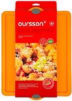 Форма для выпечки Oursson BW3804S/OR -