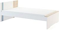 Каркас кровати МСТ. Мебель Лион №4 120x200 -