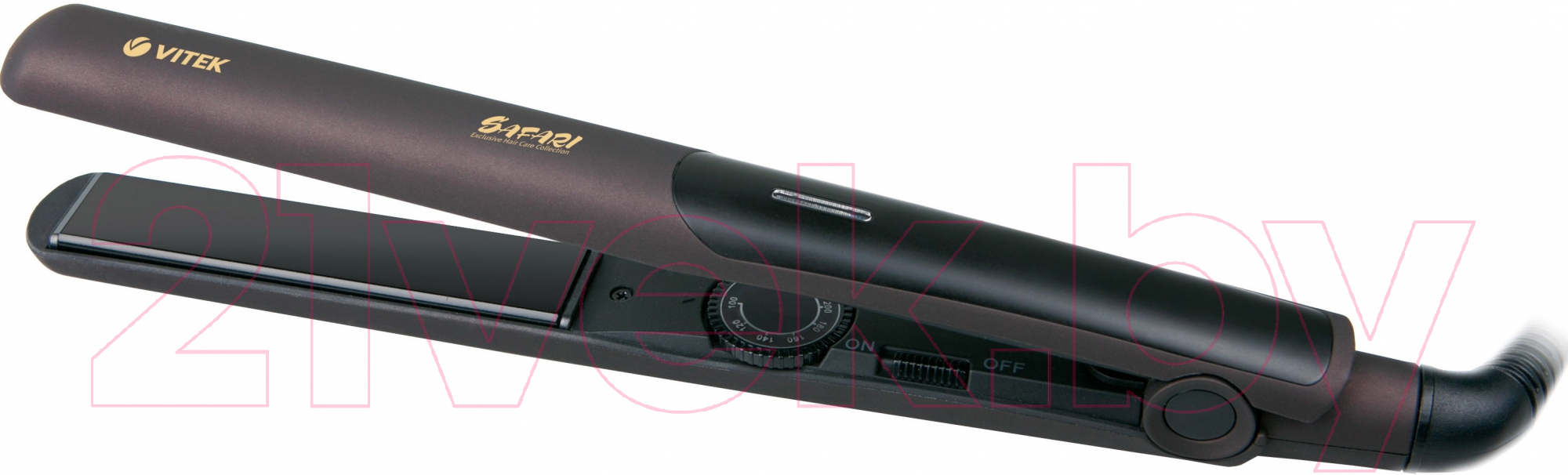 Купить Выпрямитель для волос Vitek, VT-8405 BN, Китай