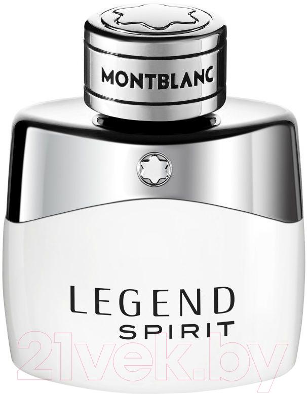 Купить Туалетная вода Montblanc, Legend Spirit (30мл), Франция