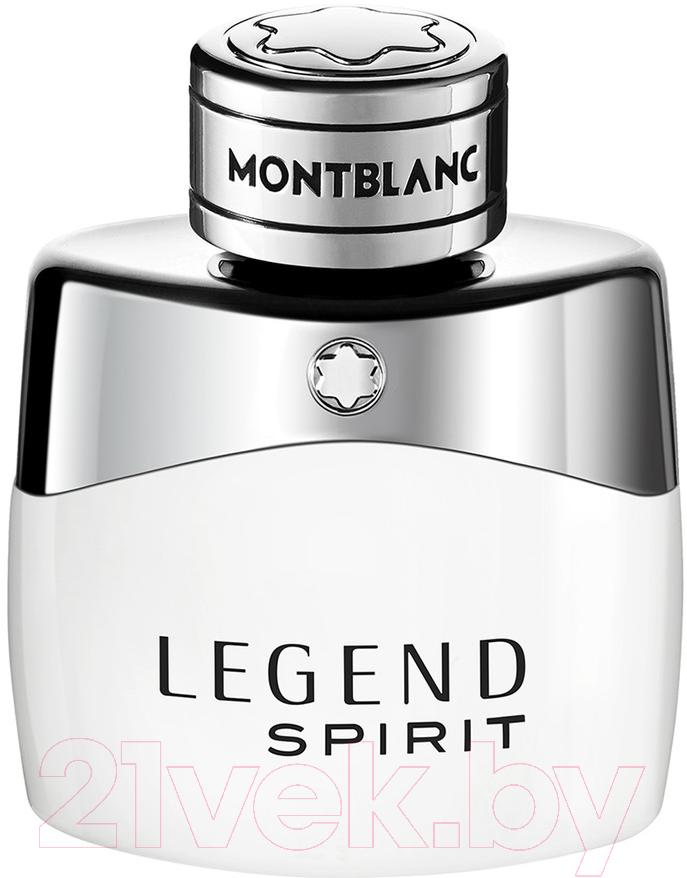 Купить Туалетная вода Montblanc, Legend Spirit (50мл), Франция, Legend (Montblanc)