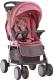 Детская прогулочная коляска Lorelli Foxy Beige Pink Girl (10020521834A) -