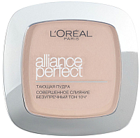 Пудра компактная L'Oreal Paris Alliance Perfect R2 (ванильно-розовый) -