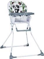 Стульчик для кормления Lorelli Bobo Grey Panda (10100271831) -