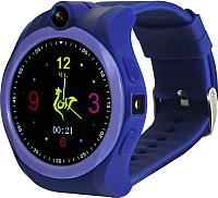 Умные часы детские Ginzzu GZ-507 (фиолетовый) -