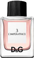 Туалетная вода Dolce&Gabbana 3 L`Imperatrice (50мл) -