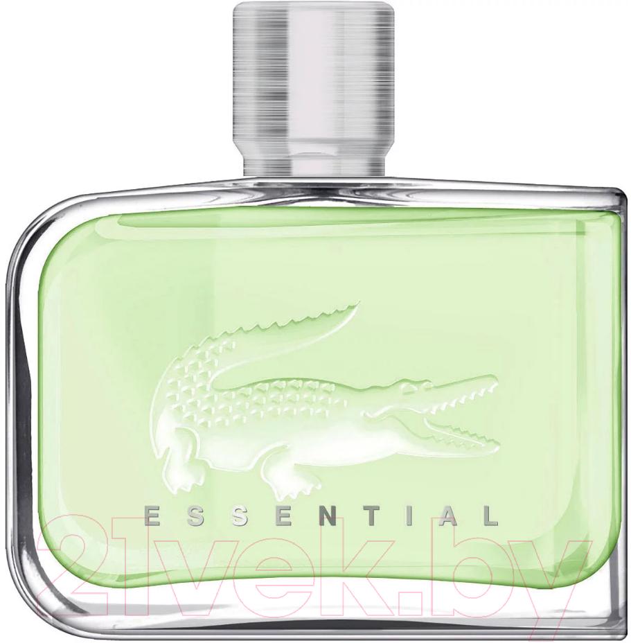 Купить Туалетная вода Lacoste, Essential Pour Homme (75мл), Швейцария, Essential (Lacoste)