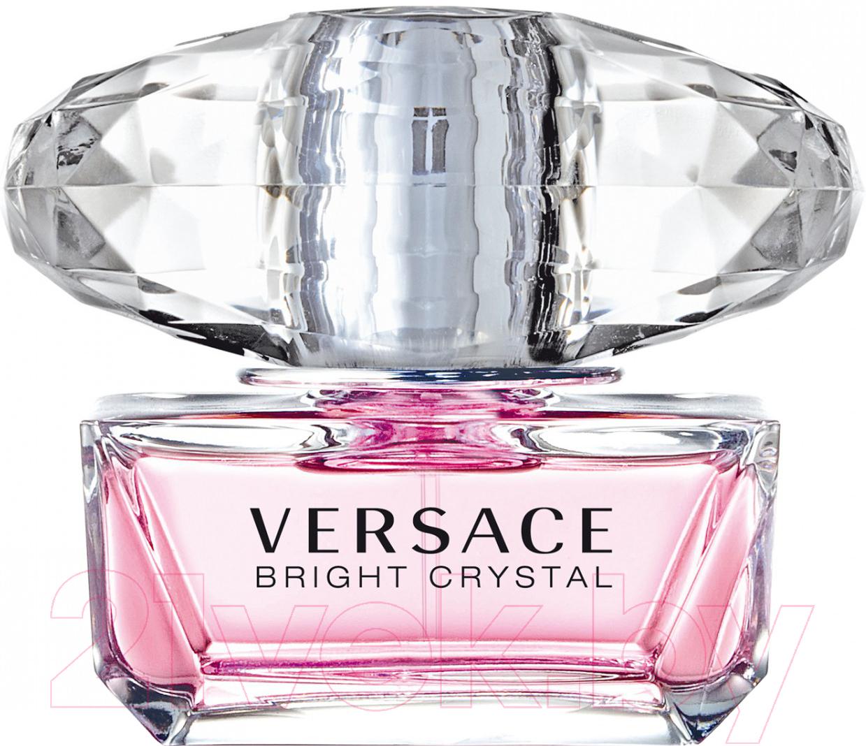 Купить Туалетная вода Versace, Bright Crystal (50мл), Италия, Bright Crystal (Versace)