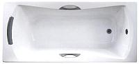 Подголовник для ванны 1Марка Agora (серый) -