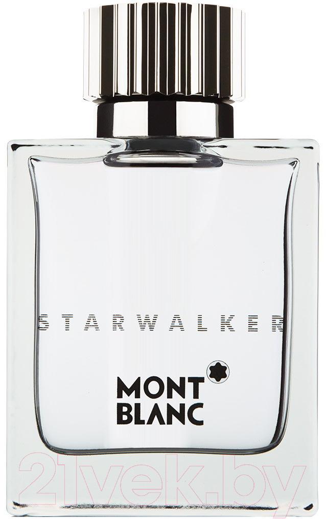 Купить Туалетная вода Montblanc, Starwalker (50мл), Франция