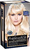 Гель-краска для волос L'Oreal Paris Preference 11.13 (ультраблонд бежевый) -