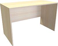 Письменный стол ТерМит Матрица МР-02 (ясень шимо) -