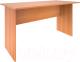 Письменный стол ТерМит Авантаж В-814 (миланский орех) -