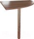 Приставка для стола ТерМит Авантаж В-840 (дуб шамони) -