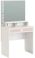 Туалетный столик с зеркалом МСТ. Мебель Белла №6 -