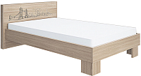 Каркас кровати МСТ. Мебель Город №2 120x200 -