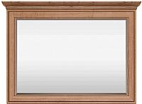 Зеркало интерьерное Ижмебель Венеция 7 (клен торонто/профиль с патиной) -