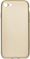 Чехол-накладка Volare Rosso Soft-touch для iPhone 7 / 8 (золото) -