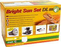 Комплект освещения для террариума Lucky Reptile Джунгли / BSSDL-J35B (черный) -