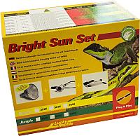 Комплект освещения для террариума Lucky Reptile Джунгли / BSS-J70 -