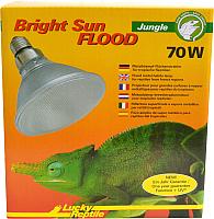 Тепловая лампа для террариума Lucky Reptile Bright Sun UV FLOOD Джунгли / BSFJ-70 -