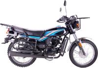 Мотоцикл Racer Tourist RC150-23A (черный) -