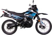 Мотоцикл Racer Panther RC300-GY8Х (синий) -