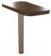 Приставка для стола ТерМит Приоритет К-922 (венге) -
