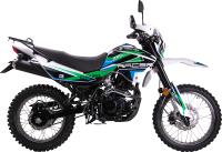 Мотоцикл Racer Panther RC250GY-C2 (зеленый) -
