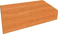 Перегородка для стола ТерМит Матрица МР-42 (миланский орех) -