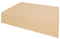 Перегородка для стола ТерМит Арго А-521 (бук) -