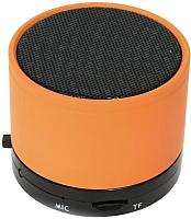 Портативная колонка Omega microSD/FM 3W Bluetooth / OG47O (оранжевый) -