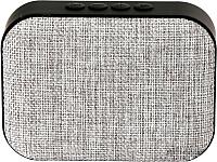 Портативная колонка Omega microSD/FM 3W Bluetooth / OG58LG (светло-серый) -