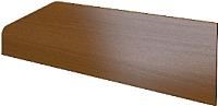 Перегородка для стола ТерМит Арго А-524 (орех) -