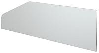 Перегородка для стола ТерМит Арго А-523 (серый) -