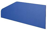 Перегородка для стола ТерМит Арго А-521 (синий) -