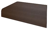 Перегородка для стола ТерМит Арго А-522 (дуб венге) -