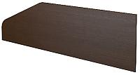 Перегородка для стола ТерМит Арго А-523 (дуб венге) -