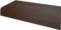 Перегородка для стола ТерМит Арго А-524 (дуб венге) -