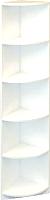 Стеллаж ТерМит Арго А-326 (белый) -