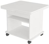 Журнальный столик Сакура Рубин №2 (бодега белый) -